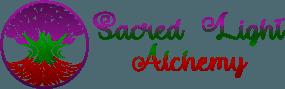 Sacred Light Alchemy Logo