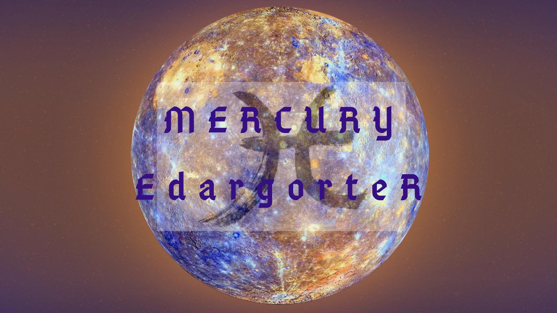 Mercury Retrograde 2019 (Part I): Mercury in Pisces - Sacred